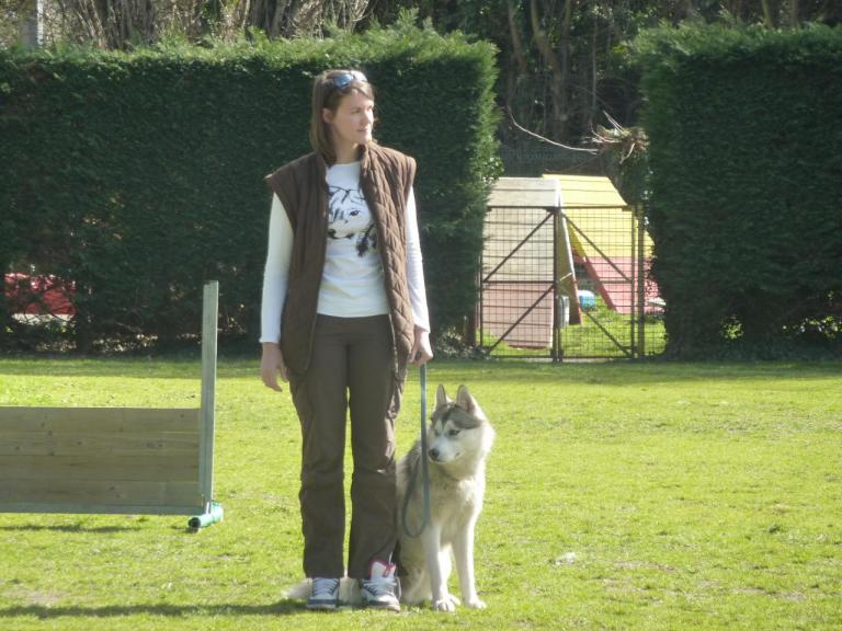 Emilie et Houky