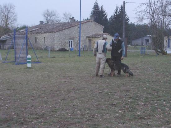 Entrainement APBAT 01/2011