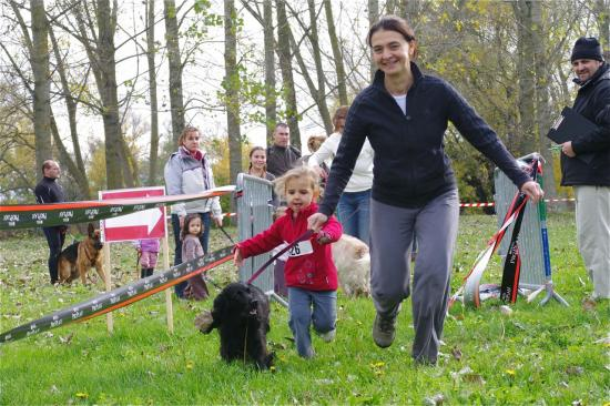 Cani-activités : Cani-Cross- Cani-VTT- Rapid-cani