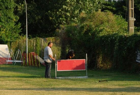 Démon, été 2009 au saut