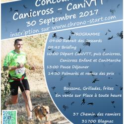 Concours de Canicross