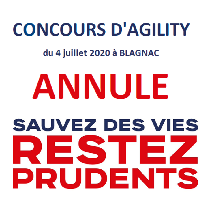 Concours annule
