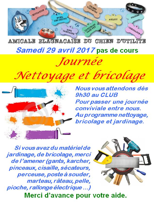 Nettoyage 2017
